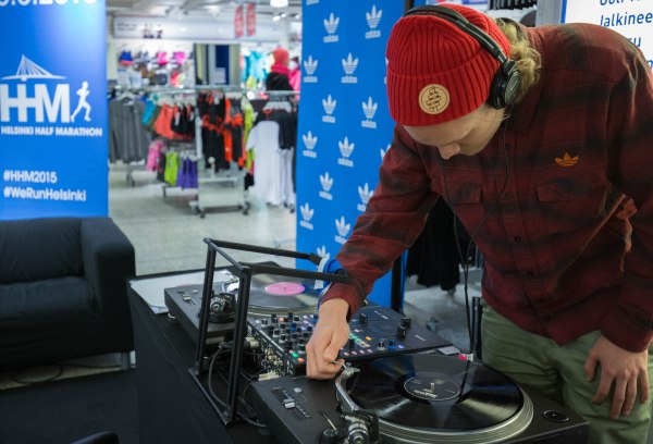 Adidas Day Final - adidas DJ